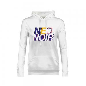 NEO-NOIR Logo Women's Hoodie
