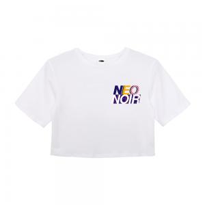 NEO-NOIR Crop Top